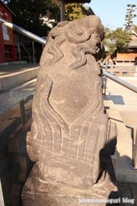 瀬田玉川神社(世田谷区瀬田)24