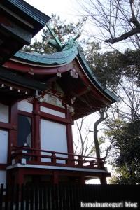 瀬田玉川神社(世田谷区瀬田)34