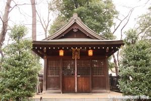 宇山稲荷神社(世田谷区桜丘)10