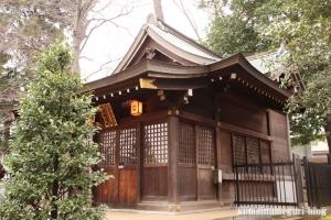 宇山稲荷神社(世田谷区桜丘)11