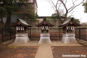 宇山稲荷神社(世田谷区桜丘)19
