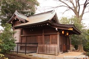 宇山稲荷神社(世田谷区桜丘)20