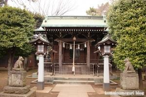 三峯神社(世田谷区砧)6