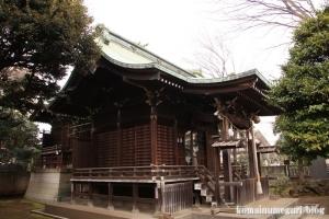 三峯神社(世田谷区砧)7