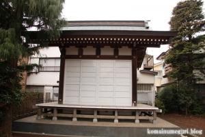 三峯神社(世田谷区砧)10