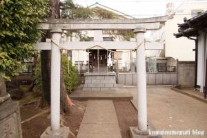 三峯神社(世田谷区砧)11