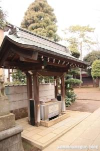 三峯神社(世田谷区砧)4