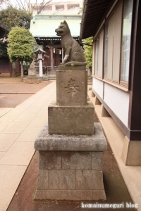 三峯神社(世田谷区砧)13