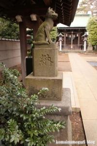 三峯神社(世田谷区砧)17