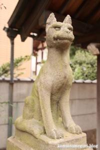 三峯神社(世田谷区砧)18