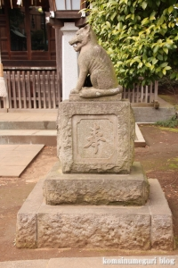 三峯神社(世田谷区砧)24