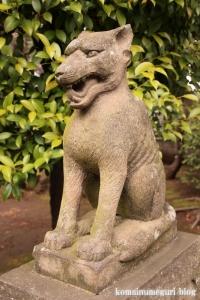 三峯神社(世田谷区砧)25