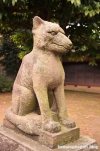 三峯神社(世田谷区砧)30