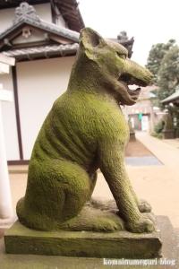 三峯神社(世田谷区砧)26