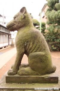三峯神社(世田谷区砧)31