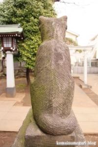 三峯神社(世田谷区砧)32