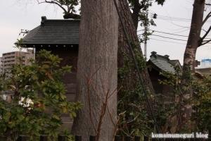 大蔵庚申神社(世田谷区大蔵)4