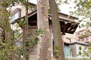 大蔵庚申神社(世田谷区大蔵)3
