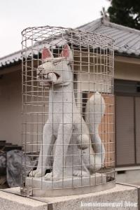 横根稲荷神社(世田谷区大蔵)6