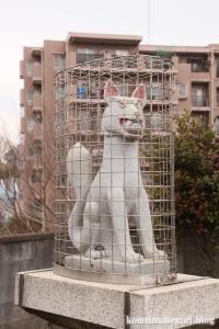 横根稲荷神社(世田谷区大蔵)7