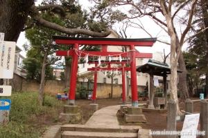 瘡守稲荷神社(世田谷区瀬田)1