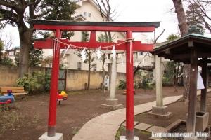 瘡守稲荷神社(世田谷区瀬田)3