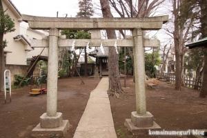 瘡守稲荷神社(世田谷区瀬田)5