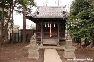瘡守稲荷神社(世田谷区瀬田)6