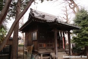 瘡守稲荷神社(世田谷区瀬田)10