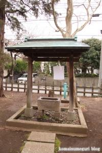 瘡守稲荷神社(世田谷区瀬田)4