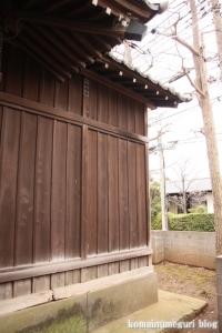 瘡守稲荷神社(世田谷区瀬田)11