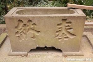 岡本八幡宮(世田谷区岡本)15