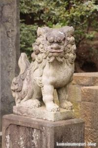 岡本八幡宮(世田谷区岡本)5