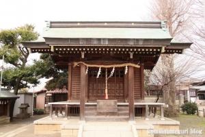 天神社(世田谷区鎌田)5