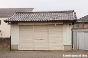 天神社(世田谷区鎌田)17