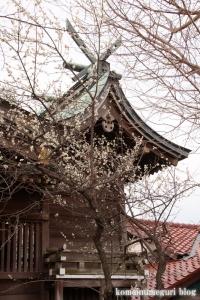 天神社(世田谷区鎌田)10