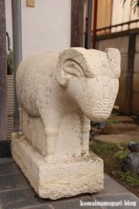 天神社(世田谷区鎌田)14