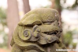 氷川神社(世田谷区大蔵)25