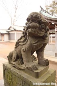氷川神社(世田谷区大蔵)22