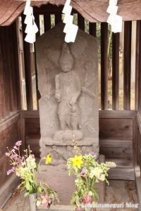 宇奈根氷川神社(世田谷区宇奈根)3