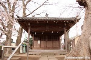 須賀神社(世田谷区喜多見)3