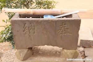 須賀神社(世田谷区喜多見)4