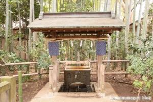 喜多見氷川神社(世田谷区喜多見)11