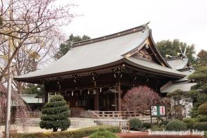 喜多見氷川神社(世田谷区喜多見)19