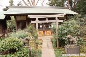 喜多見氷川神社(世田谷区喜多見)23