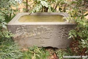 喜多見氷川神社(世田谷区喜多見)24