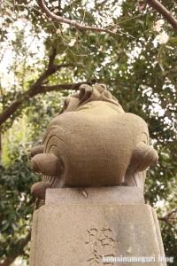 喜多見氷川神社(世田谷区喜多見)43