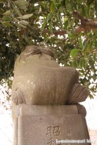 喜多見氷川神社(世田谷区喜多見)48