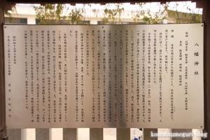 八幡神社(狛江市岩戸南)6