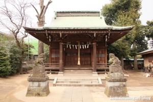 八幡神社(狛江市岩戸南)8